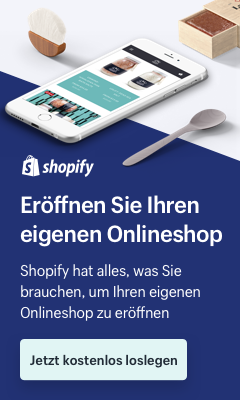 Shopify Onlineshopsoftware